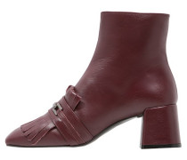 MAXIMUM Stiefelette burgundy