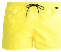 MARINA BEACH Badeshorts yellow