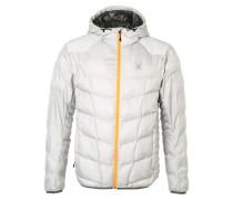 Winterjacke cirrus/polar/bryte orange
