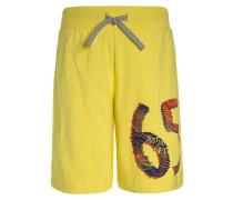 BERMUDA - Jogginghose - yellow