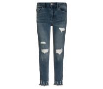 BLAKE Jeans Skinny Fit mid blue