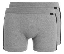 ESSENTIALS 2 PACK Panties anthrazit