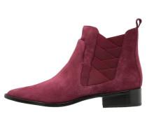JACY Ankle Boot dark maroon