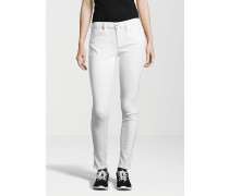 HALLE Jeans Slim Fit optical white