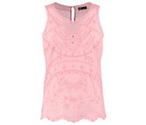 SCALLP Bluse promenade pink