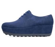 LAIKA Schnürpumps blue