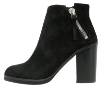 BRIDGE High Heel Stiefelette black