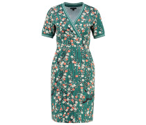 TEDDY MIKI - Jerseykleid - everglade green