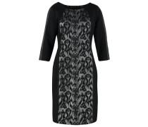 MONICA Jerseykleid schwarz