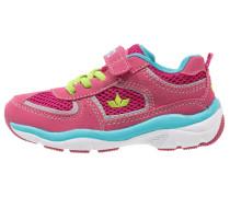 MAGIC Sneaker low pink/türkis/lemon