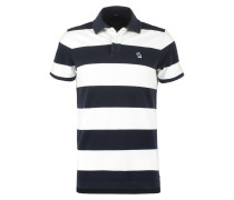 CORE MUSCLE FIT Poloshirt navy bold