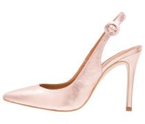 GOLDY High Heel Pumps rosegold