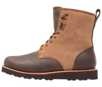 HANNEN Snowboot / Winterstiefel dark chestnut
