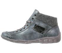 Sneaker high ozean/granit/schwarz