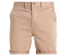FULTON CLASSIC - Jeans Shorts - khaki