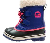 YOOT PAC - Snowboot / Winterstiefel - grape juice/afterglow