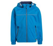JADON Regenjacke / wasserabweisende Jacke blue