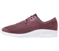NOIZ Sneaker low burgundy/white
