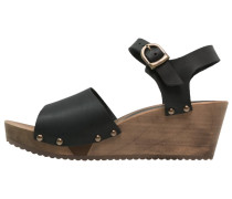 OLISA Clogs black