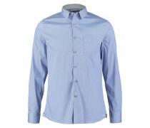 Hemd moody blue