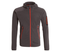 PRAVITALE LIGHT - Softshelljacke - carbon/black