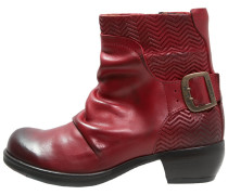 MELB Stiefelette red