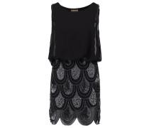 SHARON ANGELA - Cocktailkleid / festliches Kleid - black/silver