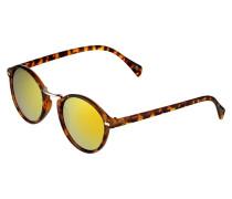 Sonnenbrille - brown/pink