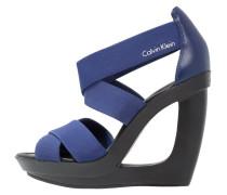 YVETTE - High Heel Sandaletten - blue