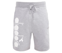BERMUDA Shorts light middle grey melange