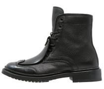 GStar GUARD BOOT WMN Schnürstiefelette black