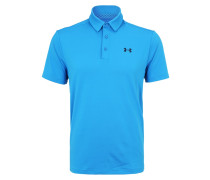 PLAYOFF Poloshirt brilliant blue