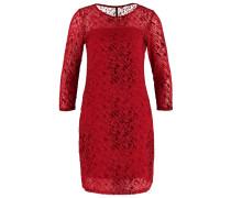 AULESTIA - Jerseykleid - red