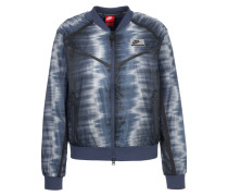 INTERNATIONAL Bomberjacke obsidian