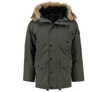 ANCHORAGE - Parka - laurel/black