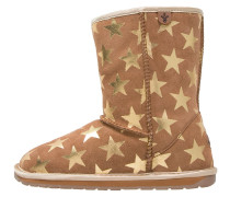 STARRY NIGHT Stiefel chestnut