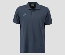 PELEOT Poloshirt navy