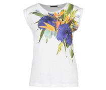 CANOTTA - T-Shirt print - white