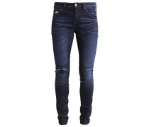 GStar 5620 ZIP MID SKINNY Jeans Slim Fit slander blue superstretch