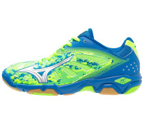 WAVE MIRAGE Handballschuh green gecko/silver/skydiver