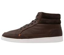 MARK Sneaker high dark brown