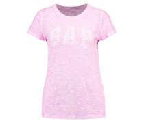 T-Shirt print - primrose pink