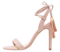 High Heel Sandaletten - rose