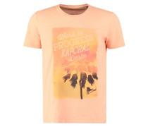 PAO TShirt print neon orange