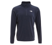 GLACIER - Fleecepullover - dark blue