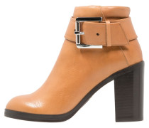 BRIDGE High Heel Stiefelette natural