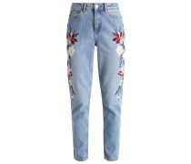 MANGA MOM Jeans Relaxed Fit blue