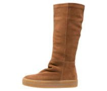 Stiefel mid brown