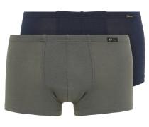 ADVANTAGE 2 PACK Panties marine/moor