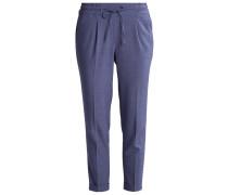 MELOSA Stoffhose violet blue